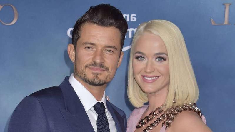 Le mariage de Katy Perry et Orlando Bloom repoussé à nouveau